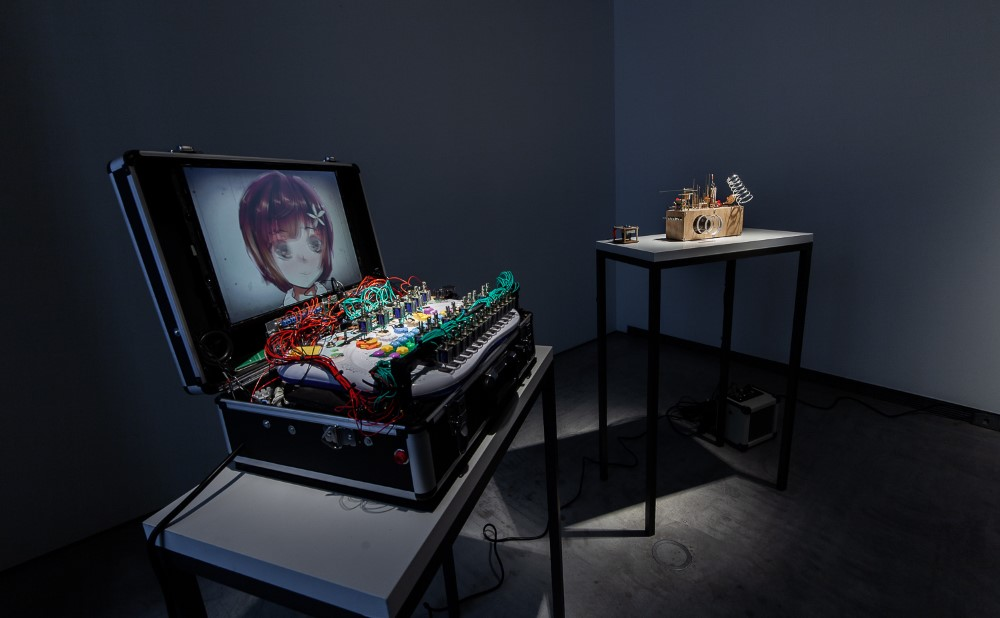 Lars Dietricht: Lily: A Modernised Music Box, 2019